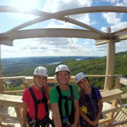 GFR 7 Tremblant Smiling Tower